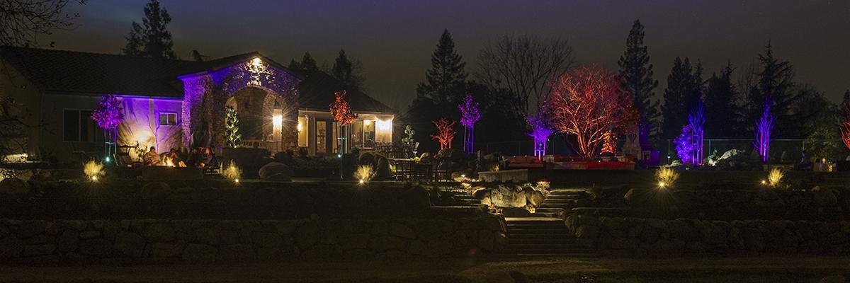 Colorful-FX-Luminaire-ZDC-Landscape-Lighting-System